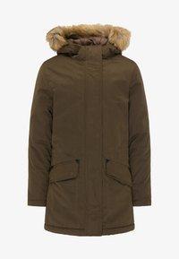 Petrol Industries - Winter coat - deep tobacco - 0