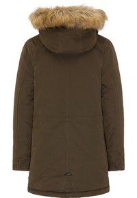 Petrol Industries - Winter coat - deep tobacco - 1