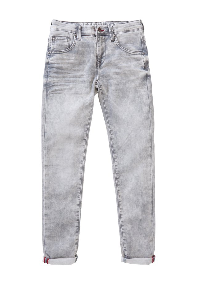 JACKSON - Slim fit jeans - dusty silver