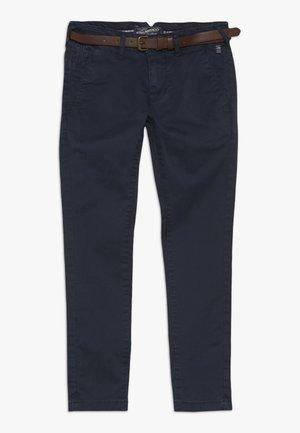 Chino kalhoty - deep navy
