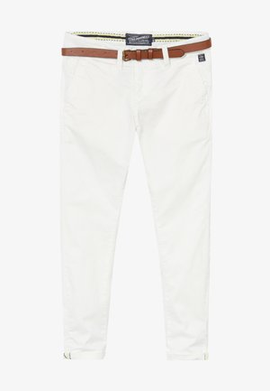 Chinos - chalk white