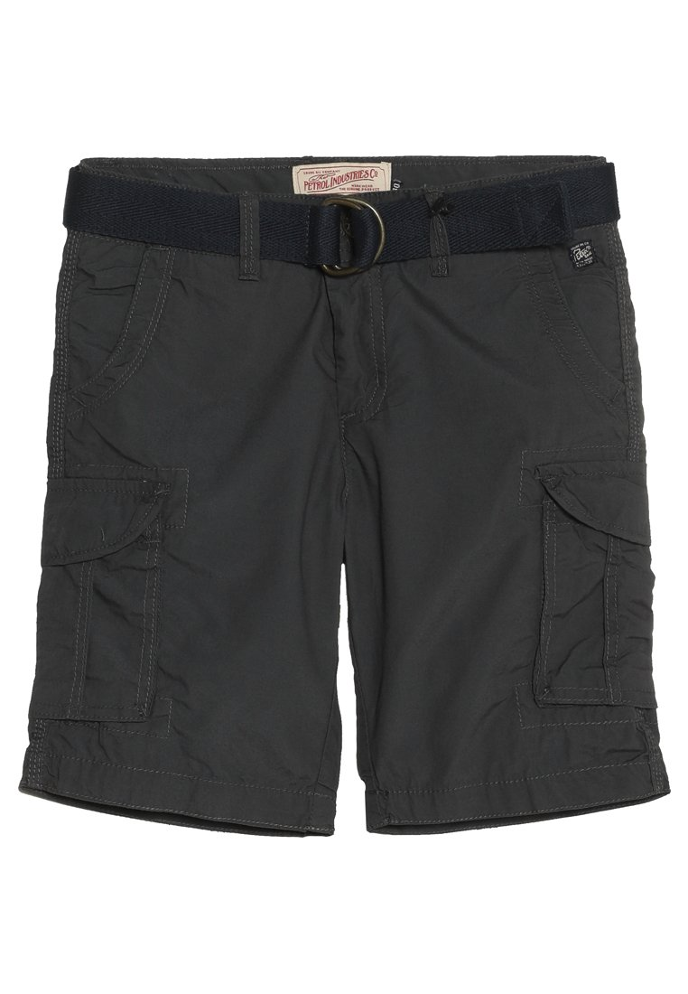 Petrol Industries - Cargo trousers - steal