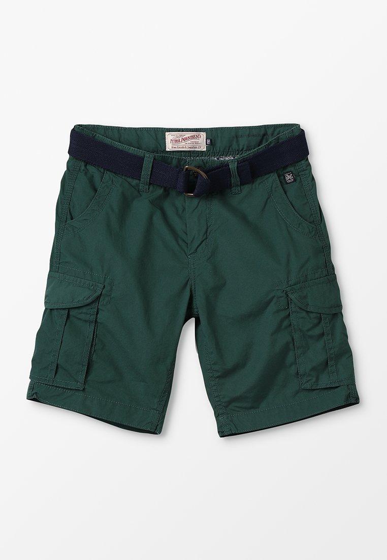 Petrol Industries - Pantalon cargo - night green