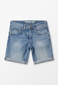 Petrol Industries - Denim shorts - bleached - 1