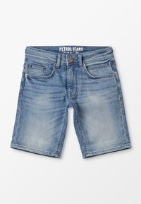 Petrol Industries - Denim shorts - bleached - 0