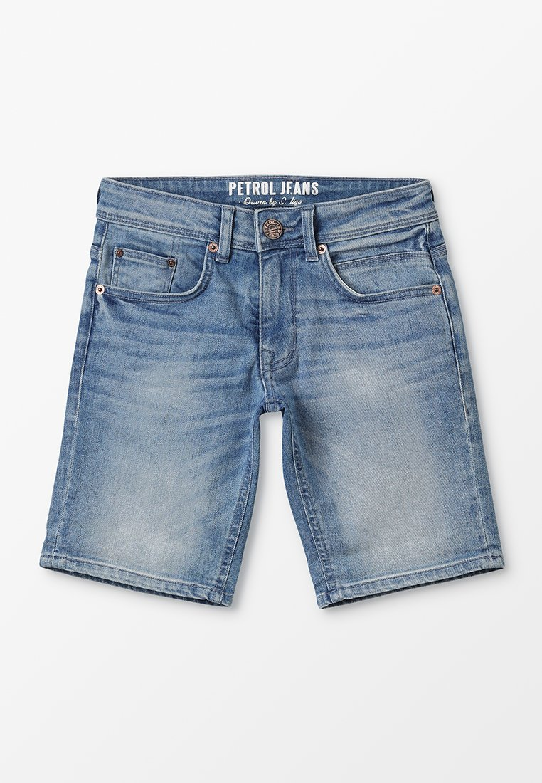 Petrol Industries - Denim shorts - bleached