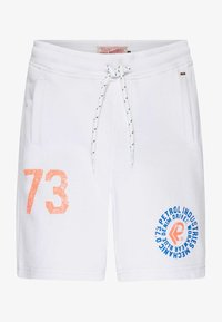 Petrol Industries - Shorts - chalk white - 0