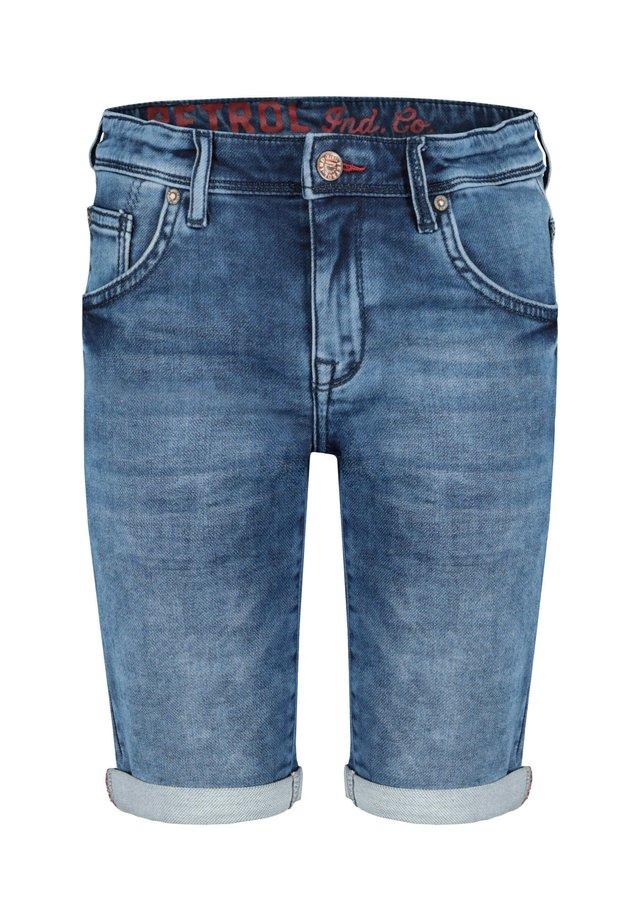Denim shorts - blue (82)