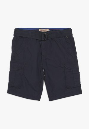 Pantalon cargo - deep navy