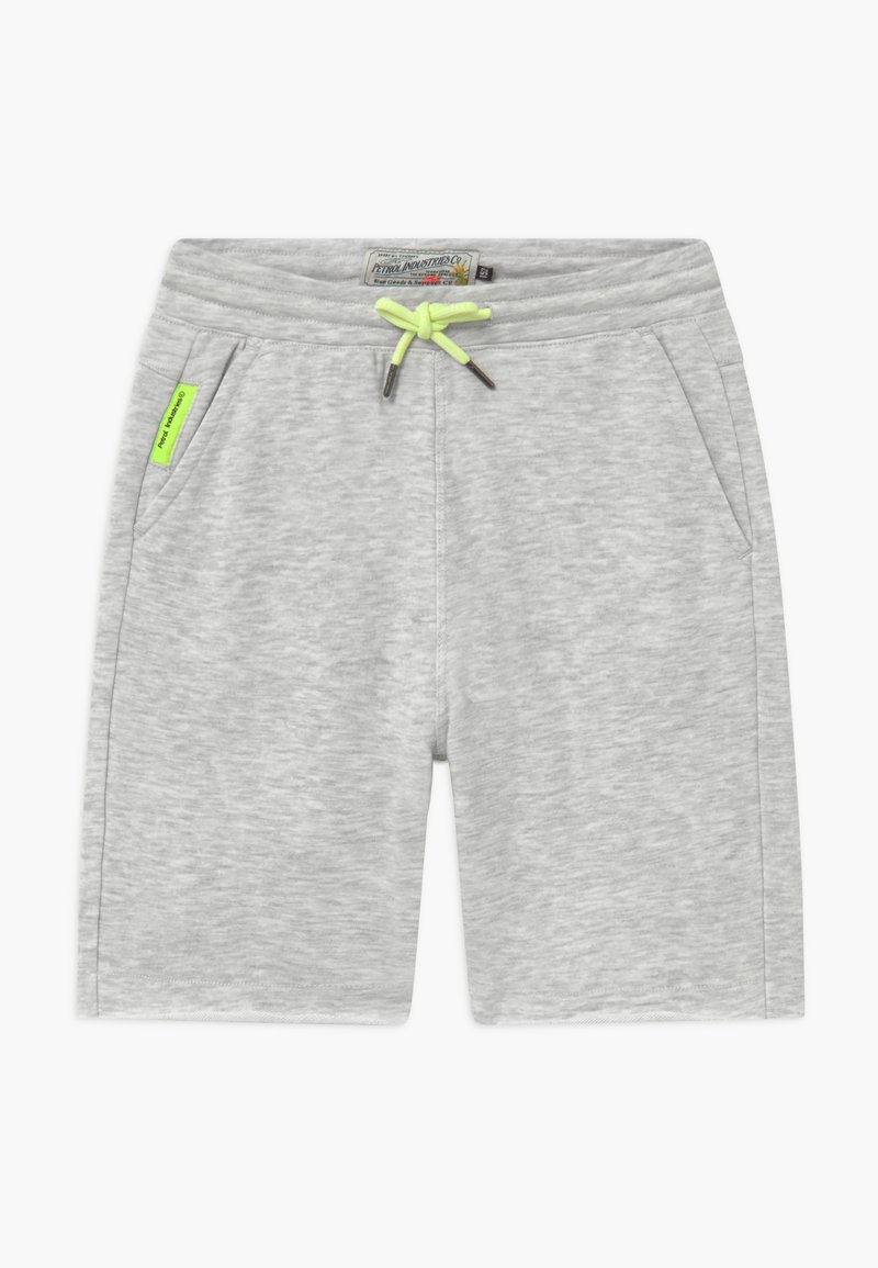 Petrol Industries - Tracksuit bottoms - silver grey