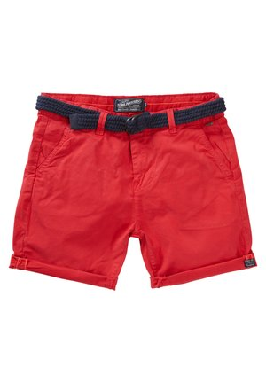 Shorts - imperial red