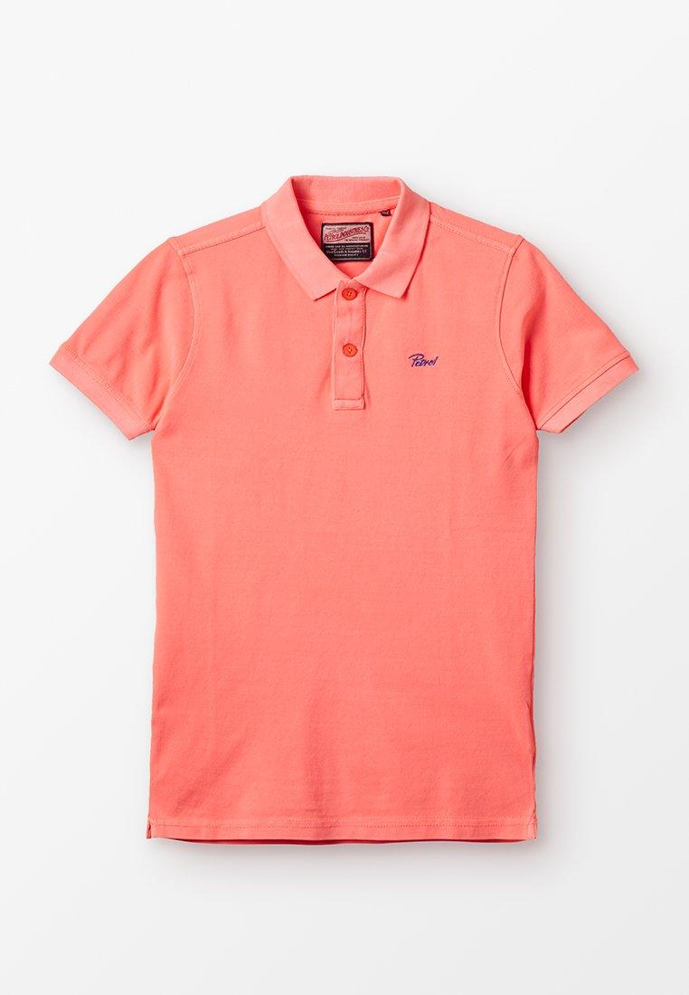 Petrol Industries - Poloshirt - fiery coral