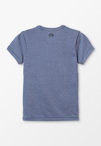 Petrol Industries - T-shirt z nadrukiem - stone blue - 1