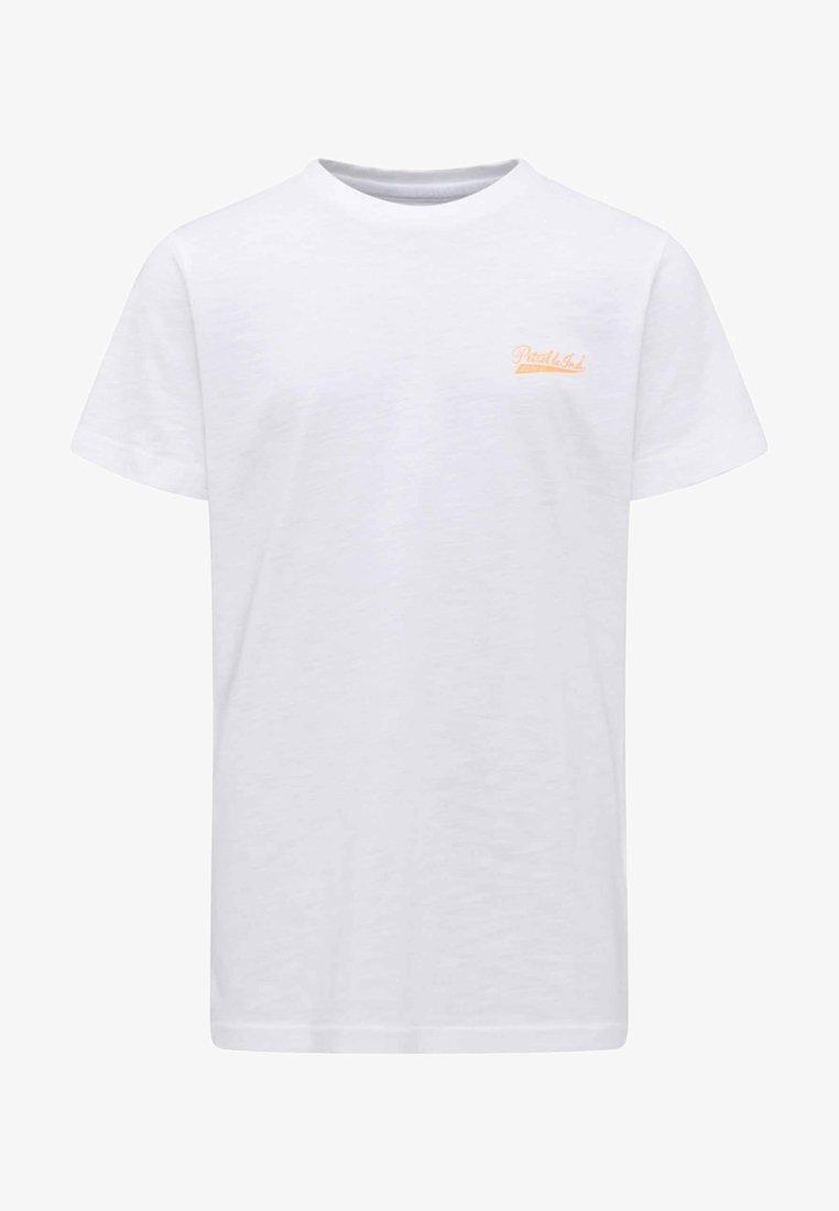 Petrol Industries - T-shirt - bas - bright white