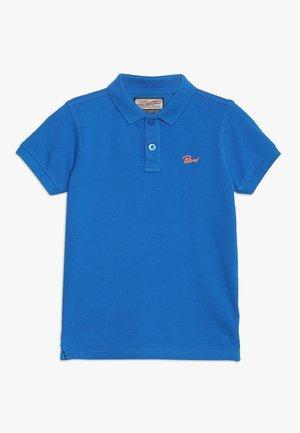 Poloshirts - electric blue