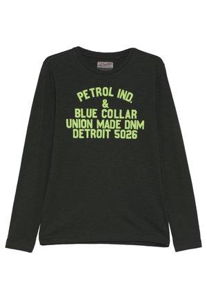 T-shirt à manches longues - worker green