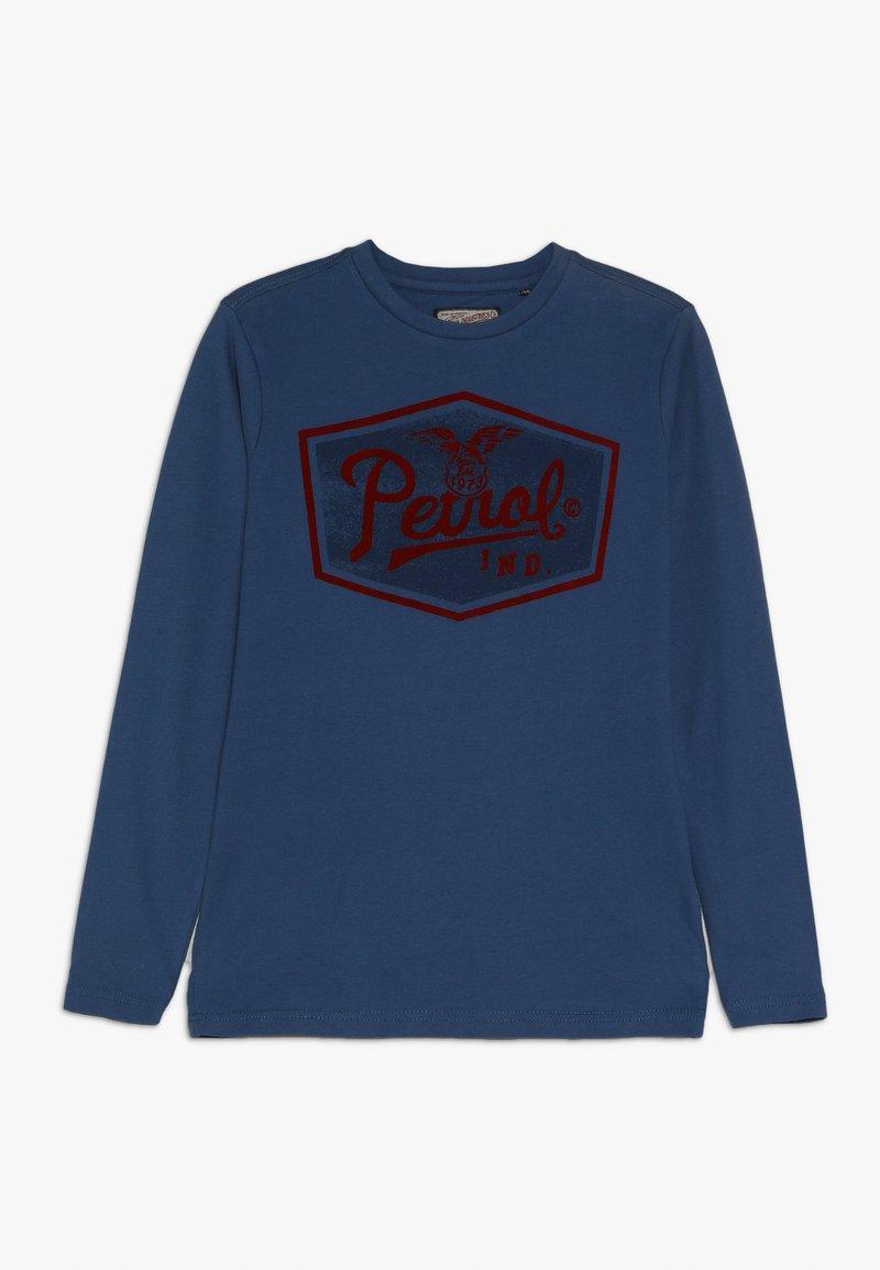 Petrol Industries - Camiseta de manga larga - odyssey blue