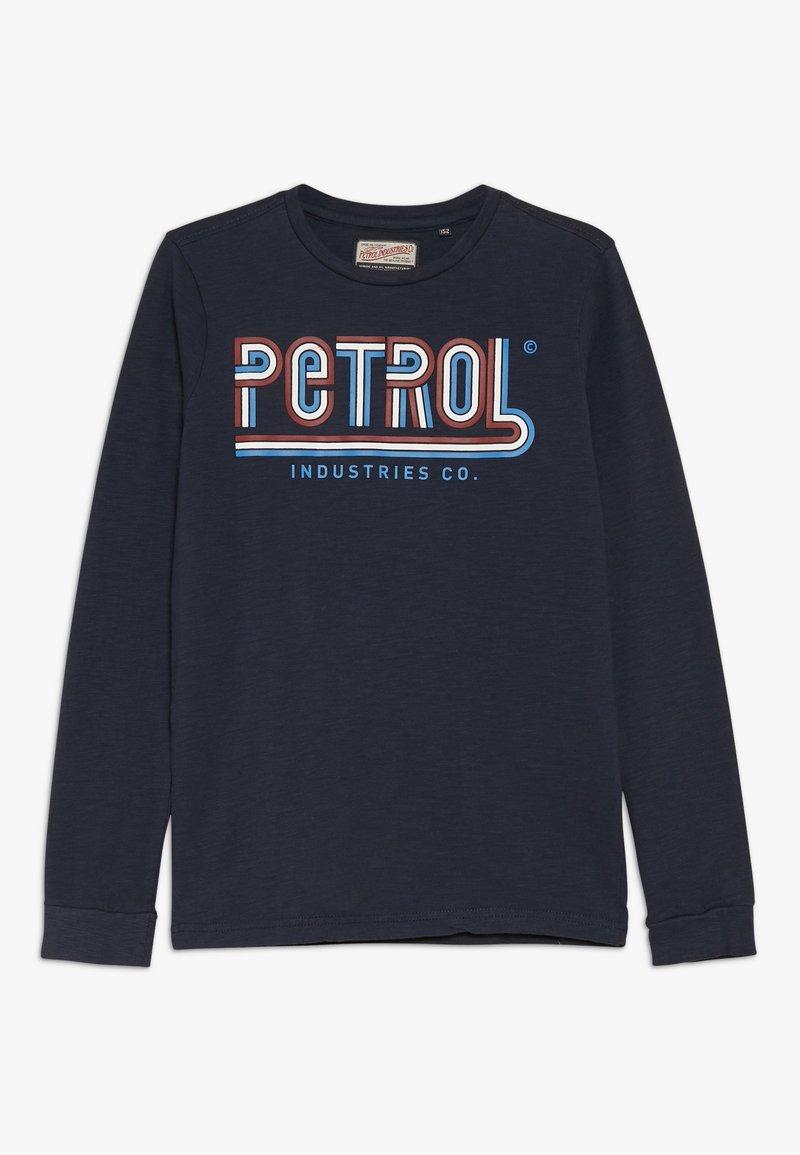 Petrol Industries - Langarmshirt - deep navy