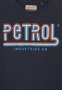 Petrol Industries - Langarmshirt - deep navy - 3