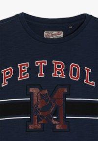 Petrol Industries - Pitkähihainen paita - petrol blue - 4