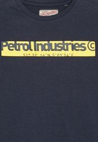 Petrol Industries - Camiseta de manga larga - deep navy - 3