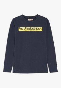 Petrol Industries - Camiseta de manga larga - deep navy - 0