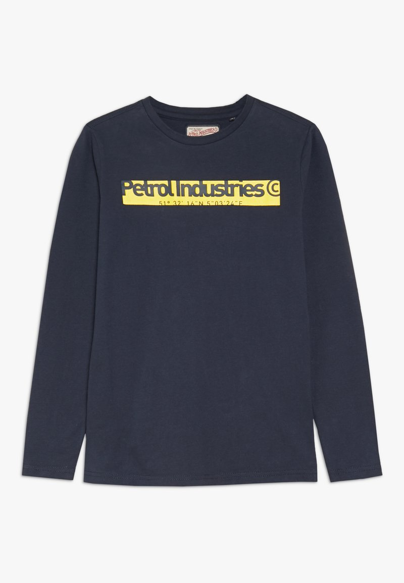 Petrol Industries - Camiseta de manga larga - deep navy