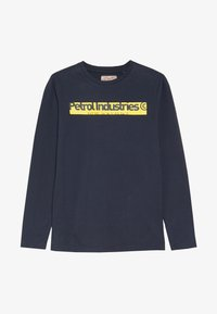 Petrol Industries - Camiseta de manga larga - deep navy - 2