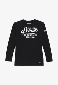 Petrol Industries - Longsleeve - black - 2