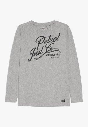 T-shirt à manches longues - light grey
