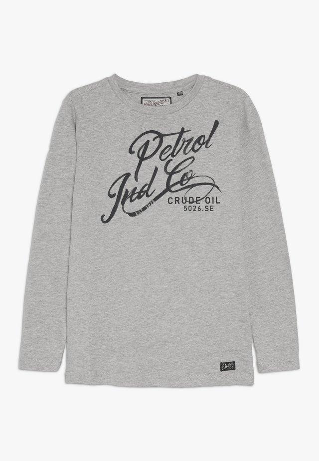 Långärmad tröja - light grey