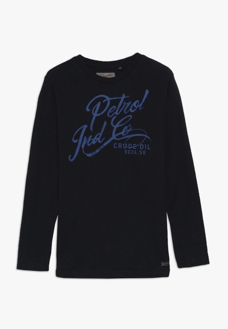 Petrol Industries - Langærmede T-shirts - deep carpi