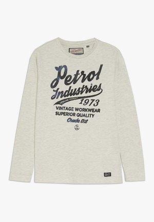 T-shirt à manches longues - antique white melee