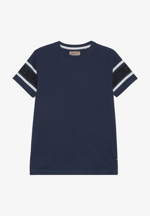 Camiseta estampada - petrol blue