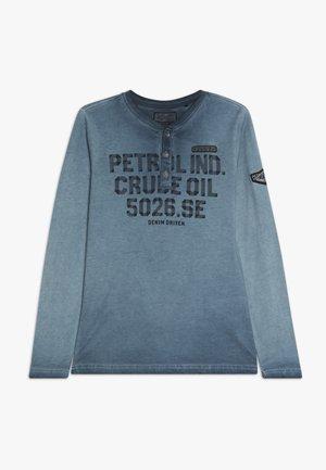 Camiseta de manga larga - dark turquoise