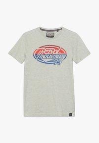 Petrol Industries - Camiseta estampada - grey - 0