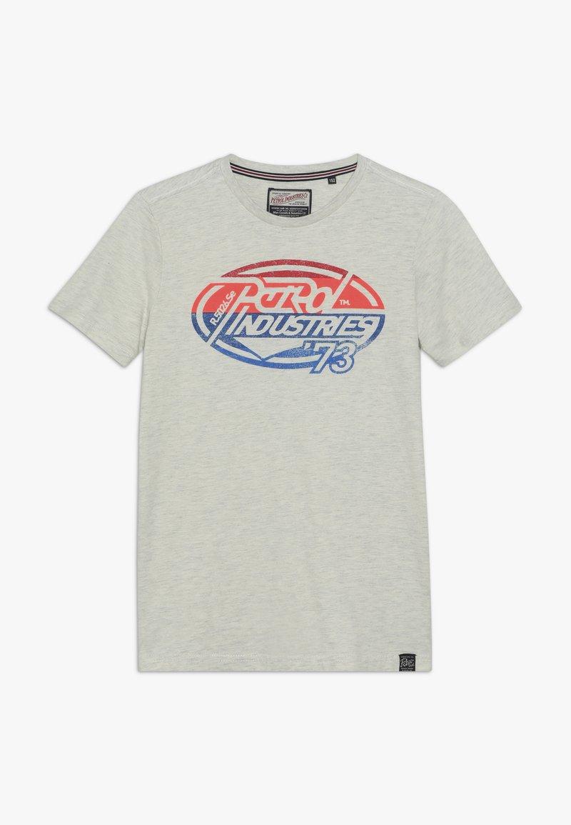 Petrol Industries - Camiseta estampada - grey