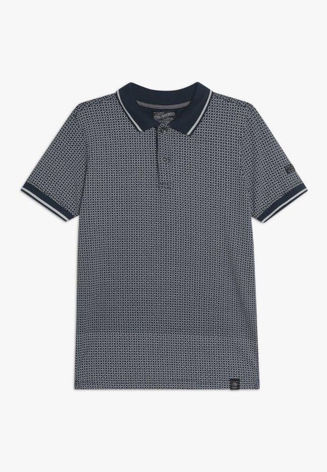 Poloshirt - dark turquoise