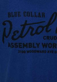 Petrol Industries - T-shirt con stampa - blue - 2