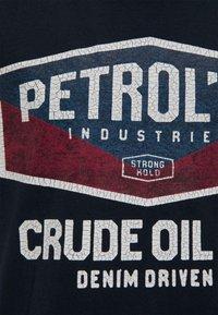 Petrol Industries - T-Shirt print - deep navy - 2
