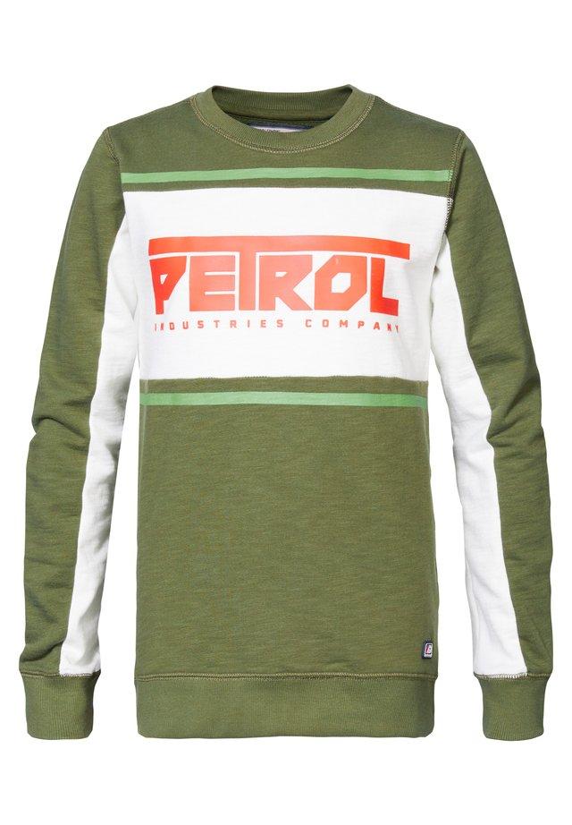 Pitkähihainen paita - greenstone