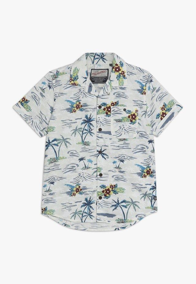 Shirt - winter white