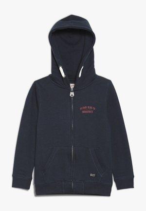 veste en sweat zippée - deep navy