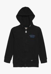 Petrol Industries - Zip-up hoodie - black - 0