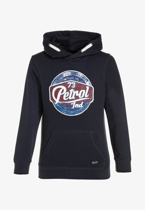 Sweat à capuche - deep navy