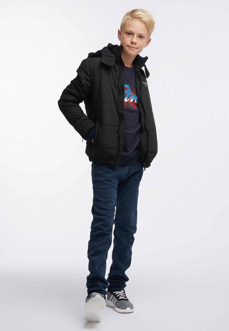 Große Förderung Petrol Industries Sweatshirt - deep navy   Damenbekleidung 2020