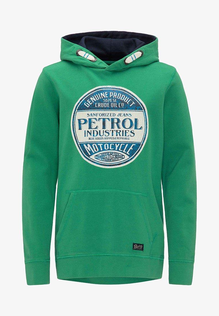 Petrol Industries - Hoodie - light grey melee