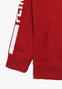 Petrol Industries - Mikina na zip - fire red - 2