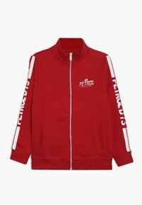 Petrol Industries - Mikina na zip - fire red - 0