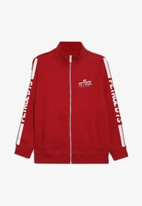 Petrol Industries - Mikina na zip - fire red - 3